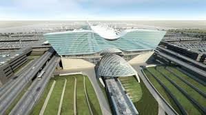 Denver International Airport Murals In Order by Denver U0027s Airport Expansion Primes A Push Toward Bim For Facility