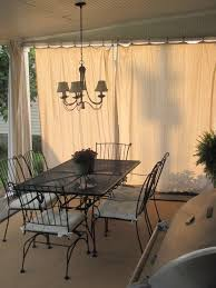 Bamboo Patio Curtains Outdoor by Best 25 Drop Cloth Curtains Outdoor Ideas On Pinterest Outdoor