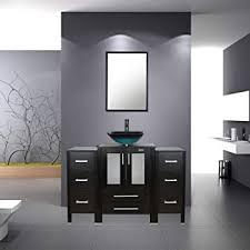 badezimmer waschtisch 121 9 cm mit waschbecken