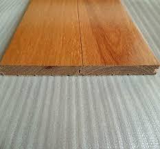 Kempas Wood Flooring Fishbone Floor