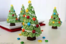 Rice Krispie Christmas Tree Ornaments by Krispie Treat Christmas Trees Cincyshopper