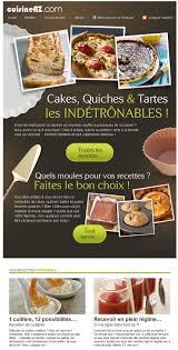 az cuisine minceur galerie de newsletters de la marque the mailing book