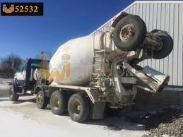 Used Trucks: Ready-mix