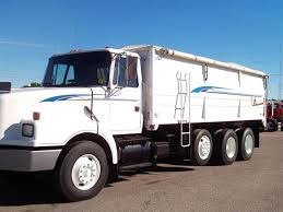 WHITE-GMC GRAIN - SILAGE TRUCK FOR SALE   #12087 Tri Axle Steel Dump Trucks For Sale Truck N Trailer Magazine With Freightliner Triaxle Youtube 2015 Western Star 4700 Triaxle Steel Dump Truck For Sale 3313 2011 Intertional Prostar 2730 2008 Kenworth T800 131 Sales Whitegmc Grain Silage 12087 Used Peterbilt Best Resource 2007 Mack Cl733 For Sale By Arthur Trovei Sons China 240ft Flatbed Shipping Container Cargo Semi Macungie New Cv713 Used 1987 Mack Rd686sx In Al 2640 Reinforced Box 1994 Western Star Tri Axle Truck