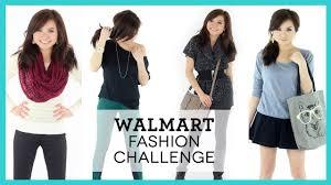 walmart fashion challenge affordable ideas miss louie
