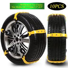100 Snow Chains For Trucks Amazoncom Dolloly Tire Anti Slip Chain Mud Anti