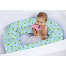 Puj Soft Infant Bathtub by Leachco Bath U0027n Bumper Cushioned Bath Tub Attelia Baby Wood Toys