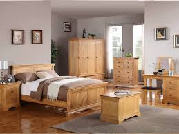 Classy Oak Bedroom Furniture