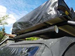 100 Truck Fishing Pole Holder DIY Storage On Roof Rack Trax Overland