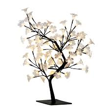 Menards Christmas Tree Stands by Simple Designs Led Cherry Blossom Decorative Lighted Tree