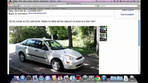 Craigslist Mn Cars And Trucks By Owner Minneapolis - One Word ...