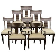 Sotheby's Home - Designer Furniture - Bernhardt - Haven Dining Chairs 68 Off Bernhardt Gray Deco Ding Chairs Fniture Table And Eight For Sale At 1stdibs Santa Bbara Vintage Room Modern Antique Set Chairish Bernhardt Fniture Chippendale Style Side Chair 2385556 90 With Extension Leaf Best With 2 Leaves And 8 For Sale In Sutton House Items Decorage 7 Piece Rectangular Patina Dresser Tobacco Finish North