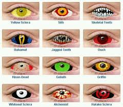Prescription Colored Contacts Halloween Uk by 111 Best Makeup Contact Lenses Images On Pinterest Beautiful
