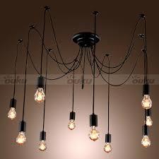 chandeliers design marvelous edison light bulb chandelier