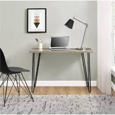 Mainstay Computer Desk Instructions by Mainstays Retro Desk Multiple Colors Walmart Com