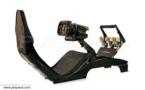 siege volant ps3 thrustmaster f1 wheel add on pour pc et ps3 playseat