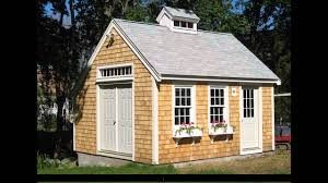 12x16 Shed Kit With Floor by Shed Plans 12x12 Youtube