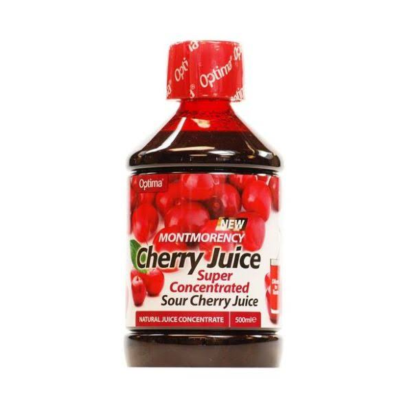 Optima Montmorency Cherry Juice