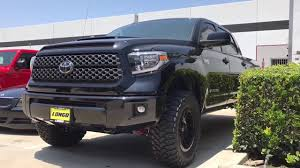 100 What Size Tires Can I Put On My Truck 2018 Toyota Tundra 3 Lift And 35 With BMC YouTube