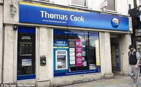 Job Losses 2500 Workers Are To Be Axed At Holidays Group Thomas Cook After It