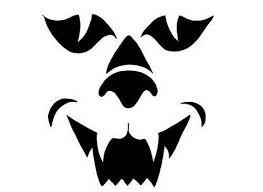 Pumpkin Carving Witch Face Template by Best 25 Pumpkin Face Templates Ideas On Pinterest Easy Pumpkin