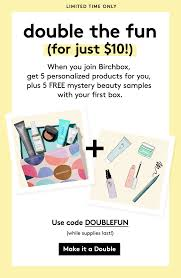 Birchbox Coupon Code: Free Bonus Box With New Subscription ... Receive A 95 Discount By Using Your Bfs Id Promotion Imuponcode Shares Toonly Coupon Code 49 Off New Limited Use Coupons And Price Display Cluding Taxes Singlesswag Save 30 First Box Savvy Birchbox Free Limited Edition A Toast To The Host With Annual Subscription Calamo 10 Off Aristocrat Homewares Over The Door Emotion Evoke 20 Promo Deal Coupon Code Papa John Fabfitfun Fall 2016 Junky Codes For Store Online Ultimate Crossfit Black Friday Cyber Monday Shopping