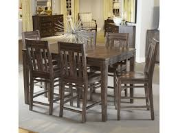 Kincaid Furniture Montreat7 Pc Casual Counter Height Dining Set