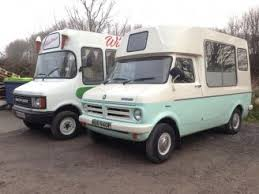 Ice Cream Van Conversion Mobile Kitchen Catering Coffee