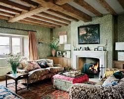 A Look Inside Plum Sykess Dream House In The English Countryside Living RoomsCottage RoomsLiving Room DecorLiving InteriorLiving