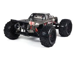 OUTCAST BLX 6S: 1/8 Scale R/C 4WD Electric Brushless Off-Road Stunt ...