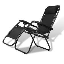 Gardeon Outdoor Portable Recliner - Black Kawachi Foldable Recliner Chair Amazoncom Lq Folding Chairoutdoor Recling Gardeon Outdoor Portable Black Billyoh And Armchair Blue Zero Gravity Patio Chaise Lounge Chairs Pool Beach Modern Fniture Lweight 2 Pcs Rattan Wicker Armrest With Lovinland Camping Recliners Deck Natural Environmental Umbrella Cup Holder Free Life 2in1 Sleeping Loung Ikea Applaro Brown Stained
