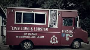 100 Lobster Truck Immortal Is Up And Truckin With A Launch Party This