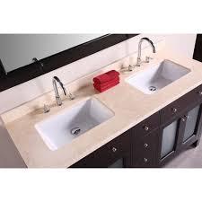 design element dec302a venetian 60 inch double sink bathroom vanity