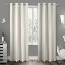 Walmart Grommet Blackout Curtains by Sateen Twill Weave Insulated Blackout Grommet Top Window Curtain