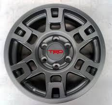 Toyota 4x4 Wheels | EBay 4x4 And Suv Tyres Tires Dunlop Used 17 Proline Black Silver Rims Wheels 4lug 4x45 Cheap Car Truck At Discount Prices Checkered Flag Tire Balance Beads Internal Balancing Bridgestone Blizzak Lm25 4x4 Moe Tirebuyer Coinental 4x4contact 21570r16 99h All Season Production Line Suv 32x105r15 Buy 13 Best Off Road Terrain For Your Or 2018 At405 Arctic Tyre 385x15 Sport Monster Truck Crushing Cars Bigfoot Suv Four By 4 Marvellous Inspiration And Packages