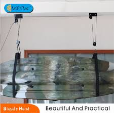 Kayak Hoist Ceiling Rack by Bicycle Hoist Bicycle Hoist Suppliers And Manufacturers At