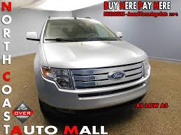 2010 Used Ford Edge 4dr SEL AWD At North Coast Auto Mall Parent ...