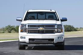 100 Chevrolet Trucks 2014 Silverado High Country 4x4 First Test Truck Trend