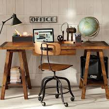 Pottery Barn Office Desk Accessories by 16 Classy Office Desk Designs In Industrial Style Desks
