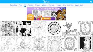 Unleash Your Creative Soul With Disneys Art Of Coloring For
