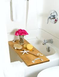 Bamboo Bath Caddy Nz by Diy Wooden Bathtub Caddy Tubethevote
