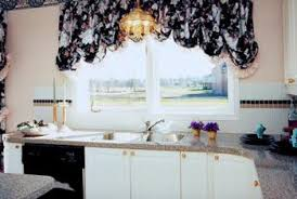 Kitchen Curtain Ideas For Small Windows by Ideas For Curtains For Wide U0026 Short Windows Home Guides Sf Gate