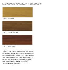 knotwood oil finish for composite decking penofin