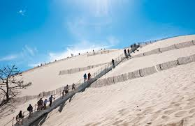 la dune du pilat des nouvelles mensurations la teste de buch