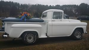 Cleaned Up My Uncles '58 Chevy Truck So We Could Bring His Casket ... 56575859 Chevy Truck Shop 1958 Apache Pickup Joels Old Car Pictures Bagged Swb Ls1 And 4l60e Youtube Patina 59 Pickup Truck Google Zoeken Patina Chevy Trucks Quick 5559 Chevrolet Task Force Id Guide 11 58 Pinterest Apache Classics Rods Customs 1939 Seat Swap Options Hot Rod Forum Hotrodders For Sale On Classiccarscom Ez Chassis Swaps With A Twinturbo Engine Swap Depot