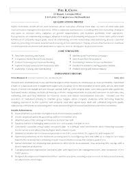 Examples Of Assistant Store Manager Resume Plus Retail