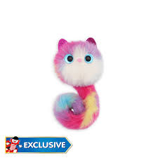 Pomsies Exclusive Sherbet Electronic Pets Dolls And Soft Toys