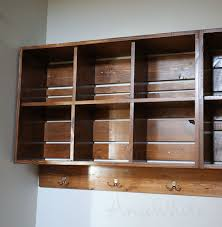 Wood Crate Shelf Diy by Ana White Wall Cubby Crate Shelves Diy Projects