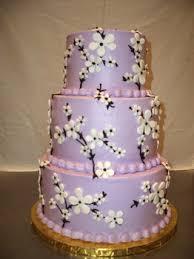Wedding Cakes Pictures Purple