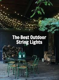 Outdoor Light Strings Amazon Patio String Lights Wonderful Decor